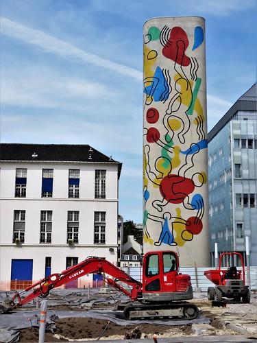 Keith Haring / Paris - 15 aug 2017
