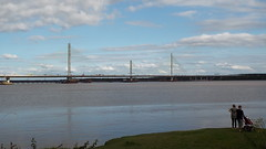 158g The Mersey Gateway Bridge from Spike Island (2) (Brigster) Tags: rivermersey runcorn widnes merseygatewaybridge spikeisland wiggisland