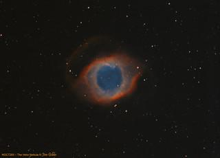 NGC7293 - The Helix Nebula