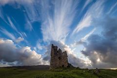 The Highlands (davebrosha) Tags: davebroshaphotography adventure highlands landscape nature outdoors scotland scottish ardvreck castle