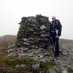 Me on the summit of Sgurr Mor (1108m), my 91st Munro thumbnail