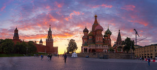 Red Rush | Red Square, Moscow, Russia