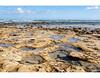 Tide's out (red stilletto) Tags: oceangrove oceangrovevictoria oceangrovebeach bellarinepeninsula summer sea surf ocean beach rockpools tidesout