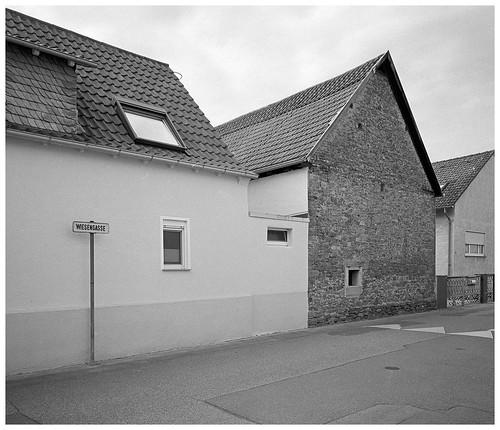 Wixhausen, Wiesengasse