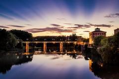 Puente de  Hierro. Logroño. (Francisco Esteve Herrero) Tags: logroño larioja españa es nikond5300 nikkor18105 franciscoesteveherrero pacoesteveherrero 2017