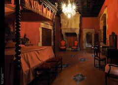 The King's Room... (Felip Prats) Tags: castelldesantaflorentina canetdemar castell castle castillo rey rei king alfonsoxiii