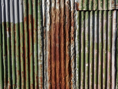 Rust and Corrugations