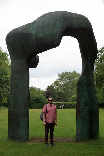 לונדון 2017 - הנרי מור פאונדיישן