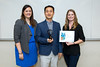 2017 - August - KIN - D.C. Lee Atlas Award-2.jpg (ISU College of Human Sciences) Tags: lee atlas building dc award trophy runningasakeylifestylemedicineforlongevity kin kinesiology heather forker luciano