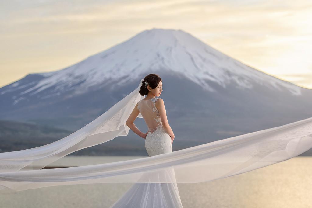 婚攝小勇,小寶團隊, Niniko, 自助婚紗, 海外婚紗,河口湖,櫻花,富士山-008