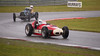 Racing in the rain (Tony Howsham) Tags: vscc canon eos70d sigma 18250 os snetterton norfolk east anglia race circuit racing track motorsport motor car vintage vehicle classic kurtis indy roadster 1957