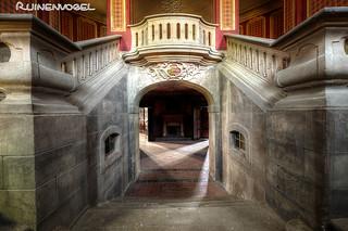urbex castle