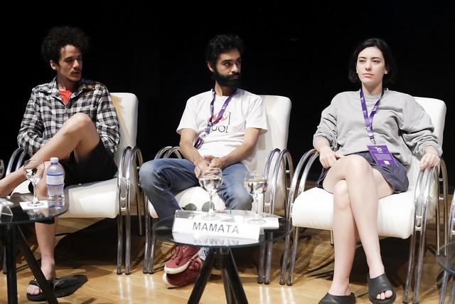 """20/09 - Debate """"Mamata"""" e """"Construindo Ponted""""."""