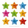 star and math sign (kidaha.com) Tags: clipart free cartoon children classroom teacher teaching preschool kids png backtoschool download school worksheet homework illustration maths calculator star