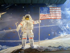 IMG_9163 (Autistic Reality) Tags: acosmicview acosmicviewmural painting mural robertmccall art interior inside indoors museum usa us dc america si smithsonian institution smithsonianinstitution washingtondc washington district columbia districtofcolumbia unitedstatesofamerica unitedstates nationalairandspacemuseum airandspacemuseum nasm sinasm boeingmilestonesofflighthall milestones flight boeing milestonesofflight hall cityofwashington building architecture structure space outerspace