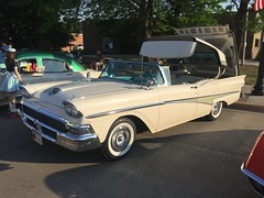 1958 Skyliner (Hugo-90) Tags: 1958 ford fairlane 500 skyliner hardtop convertible