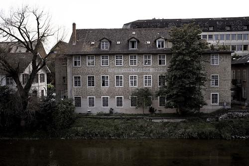 Old Paper Factory in Zurich