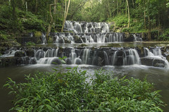 Samlan waterfall (Pond Pisut) Tags: waterfall water nature naturelover natural naturescape nationalpark landscape landscapelover tamron1750 tree stream