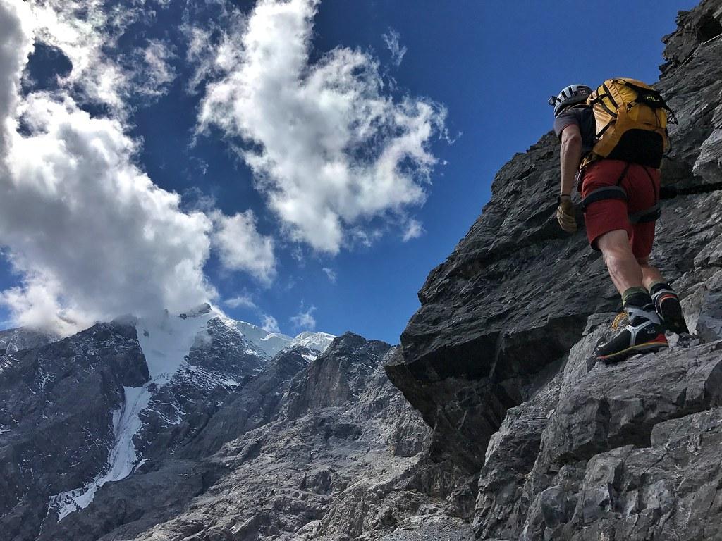 Klettersteig Tabaretta : Klettersteige für anfänger bei outdoor magazin