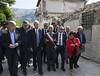 Gentiloni in Abruzzo visita Campotosto e Capitignano (Palazzochigi) Tags: paologentiloni abruzzo campotosto capitignano riofucino invaso governoitaliano scuoladinfanzia inaugurazione