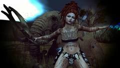 UNTAMED (FaithA94) Tags: secondlife slphotography sl catwa maitreya emotions addictedtoink ~bbd~poses applique belleepoque devinsim lyndyandchains wredziaa