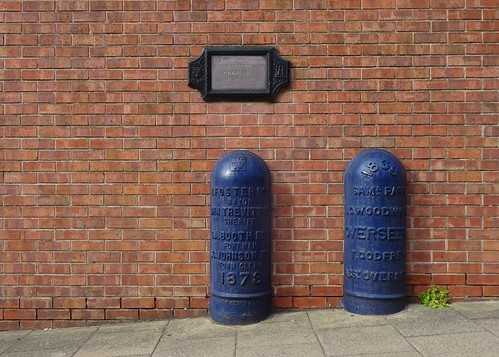 Boundary Markers, Nottingham