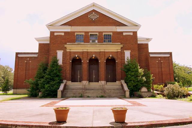 Tullahoma Public School - South Jackson Civic Center