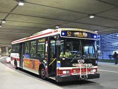Toronto Transit Commission 1076 (YT | transport photography) Tags: ttc orion vii 7 bus toronto transit commission