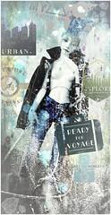 Traveler... ️ (tarengil) Tags: bjd abjd asian doll dollmore zaoll luv white resin ws travel