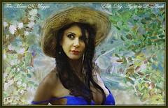 Antigone - Settembre-2017 (agostinodascoli) Tags: donna modella marcodimaggio agostinodascoli texture impressionismo colore fullcolor photoshop photopainting digitalpainting art digitalart