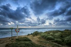Nordvestjylland - Denmark (Sascha Gebhardt Photography) Tags: nikon nikkor d800 1424mm lightroom travel tour roadtrip reise reisen fototour fx denmark dänemark photoshop nordsee cc sky see sea sunset ocean ozean