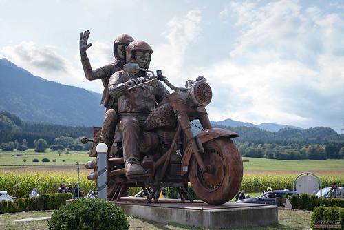 Harley Davidson event - Faak Am See 2017