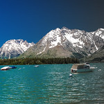 Jackson Lake at Leek's Marina (Grand Teton NP) thumbnail