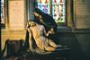 St Augustine's Pietà (Matthew Huntbach) Tags: pietà staugustine ramsgate kodakportra400
