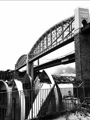Saltash Passage, Plymouth Devon. (Colebrookjon) Tags: saltash brunel bridge passage plymouth devon railway tamar border cornwall isambard kingdom