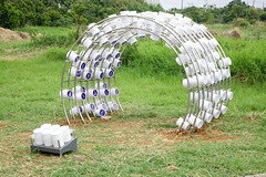 桃園地景藝術節 Taoyuan Land Art Festival (ddsnet) Tags: 桃園地景藝術節 taoyuanlandartfestival 台灣 taiwan 桃園縣 taoyuan sony cybershot rx10ii