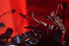 Depeche Mode-09/03/2017 Air Canada Center (cinesonic) Tags: depeche mode dave gahan martin gore global spirit tour black white concert andrew fletcher air canada center september 3 2017