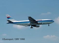F-BUAH (@Eurospot) Tags: fbuah orly airinter airbus a300