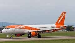 Airbus A320 HB-JZX EasyJet Switzerland (William Musculus) Tags: basel mulhouse airport euroairport freiburg aéroport lfsb eap bsl mlh