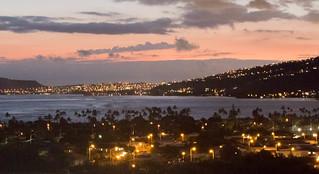 Overlooking Hawaii Kai