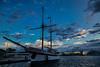 Riječka luka prije kiše (2) - Kraljica mora (MountMan Photo (occasionally offline)) Tags: rijeka luka primorskogoranska croatia landscape voda more