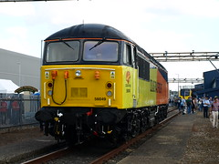 Colas Rail Freight Class 56 56049, Old Oak Common (Oz_97) Tags: oldoakcommon colasrailfreight 56049