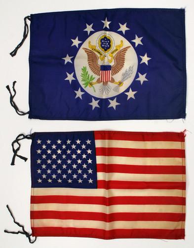 Ambassador's Car Flags
