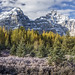 Larch Valley II (Modifeye) Tags: larch valley rockies alberta mountains canada fall autumn beautiful landscape colourful seasons moraine lake winter summer awesome explore travel hiking backpacking trek adventure canon 5dsr