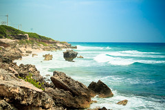 ISLA MUJERES - RIVIERA MAYA (#Js) Tags: beach sand blue green landscape island peace relaxation strand blau grün landschaft insel frieden entspannung plage sable bleu vert paysage île paix