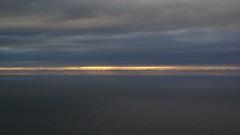 Stålblåt hav (Steenjep) Tags: nordkap ferie holiday bus norge sverige finland norway sweden nordkapp northcape ishavet sea hav vand water sky cloud himmel sol sun refleks reflex polarsea