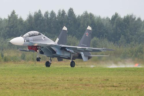 Sukhoi Su-30SM '48 blue'