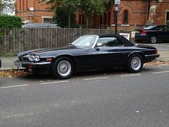 1989 Jaguar XJ-S 5.3 HE V12 (Neil's classics) Tags: vehicle 1989 jaguar xjs 53 he v12 car