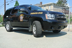 Pennsylvania Game Commision (Emergency_Spotter) Tags: chevy bowtie tahoe game commision black offroad lawenforcements cop cops spots spotlight emergencyspotter emergency enforcement law