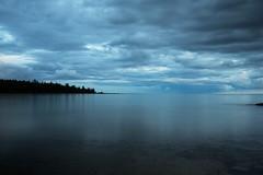 More than This....D7C_5485 (iloleo) Tags: landscape dominionbay nature sunset longexposure nikon d750 lake clouds manitoulinisland canada